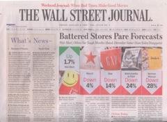 mlm lead prospecting - Wall Street Journal Headline