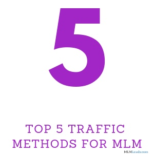top 5 traffic to mlm website
